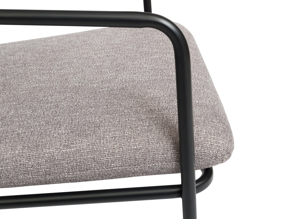 Metal Cushion Chair - The Everset