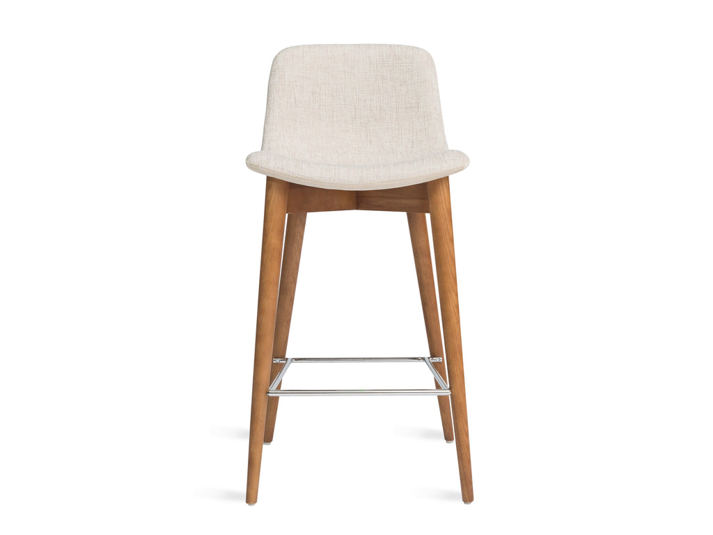 Textured Back Stool - The Everset