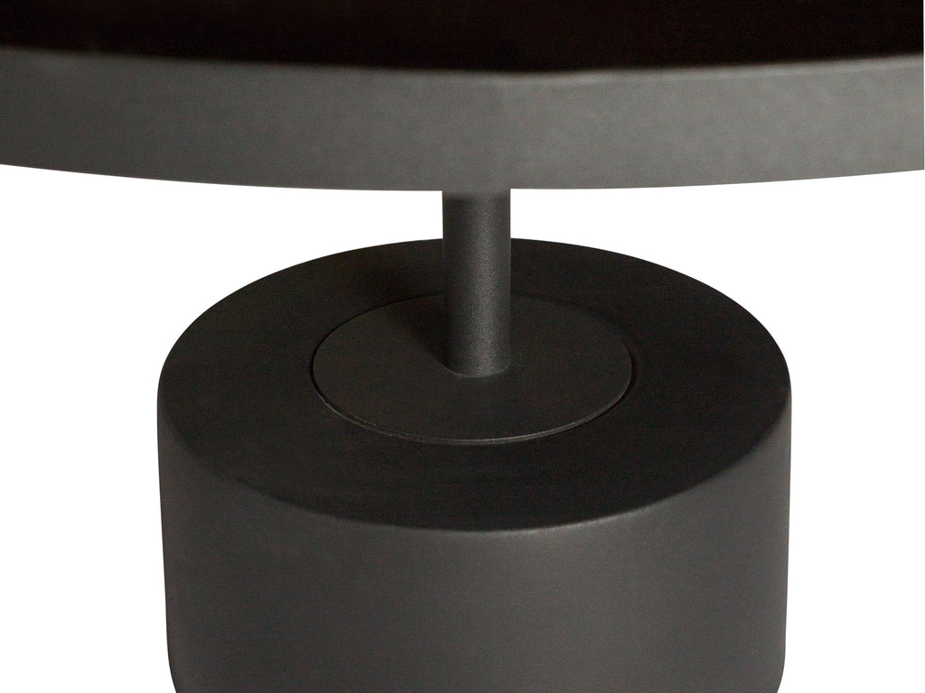 Round Matte Table - The Everset
