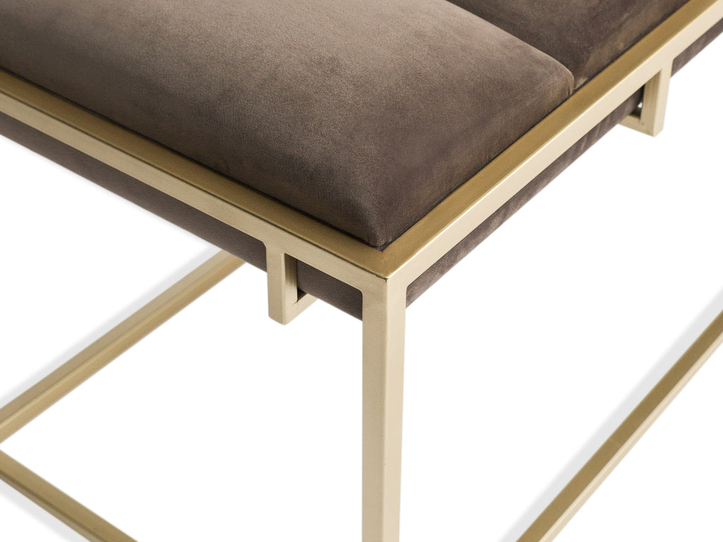Gold Lush Bench - The Everset