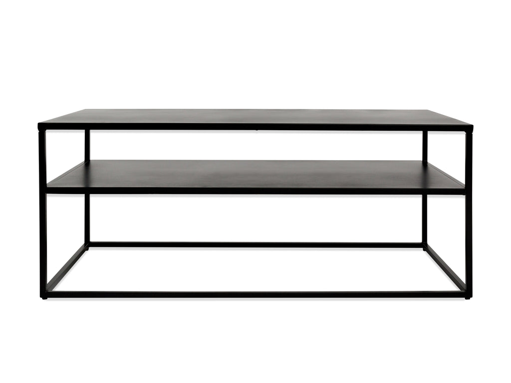 Metal Shelf Table