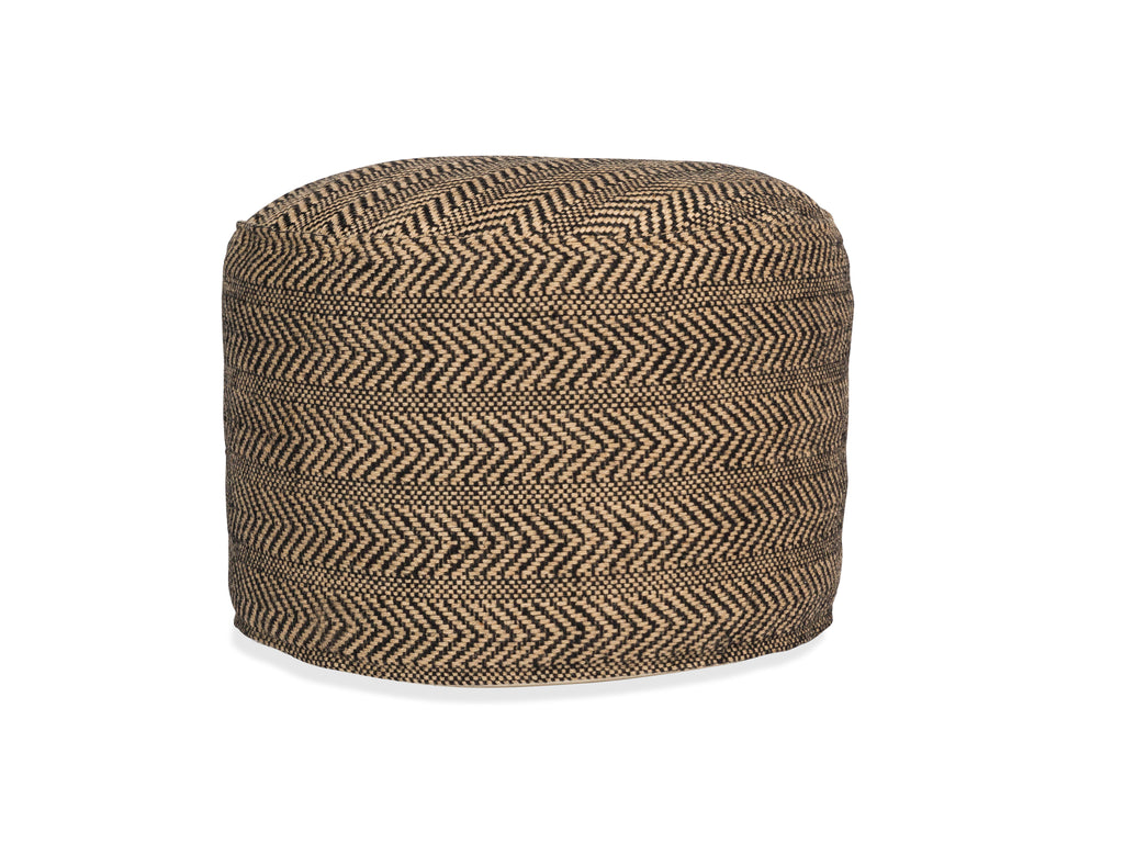 Sharp Pattern Pouf