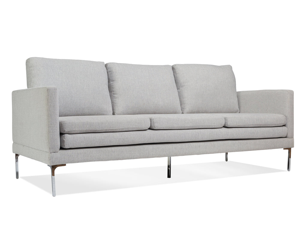 Swell Grey Sofa - The Everset