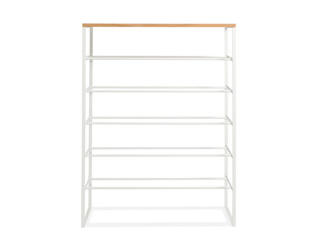 Airy Metal Shoe Rack - The Everset