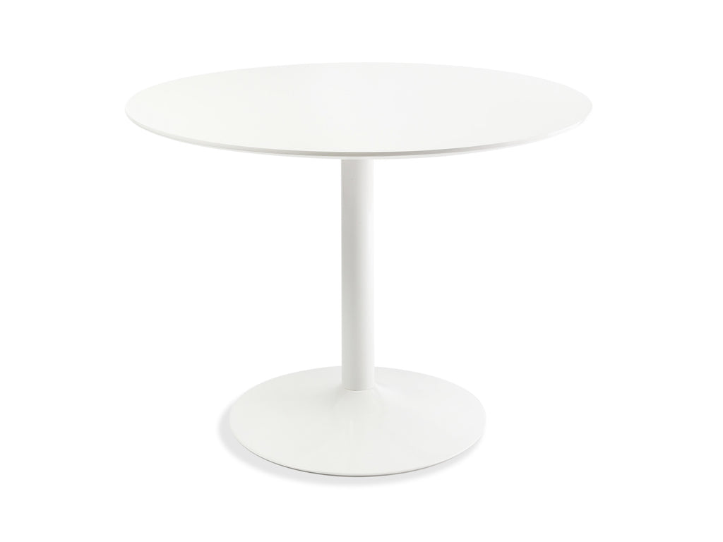 Glossy Round Table - The Everset