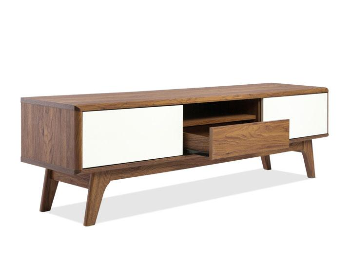 Mid-century Storage Console - The Everset