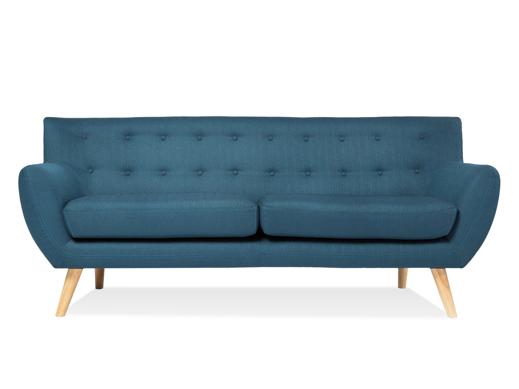 Compact Colorful Sofa - The Everset