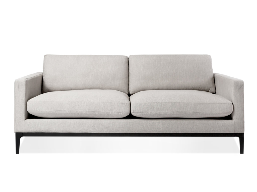 Long Plush Sofa