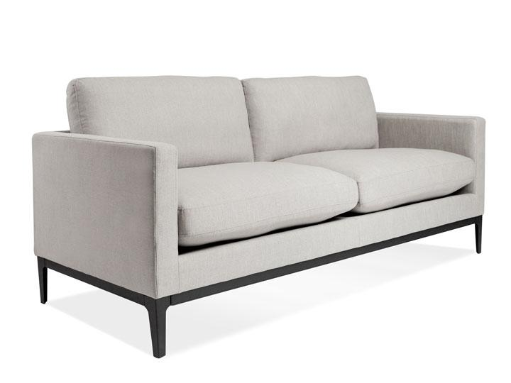 Long Plush Sofa - The Everset