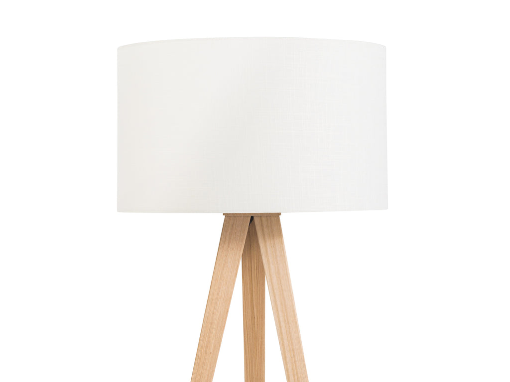Natural Trio Lamp