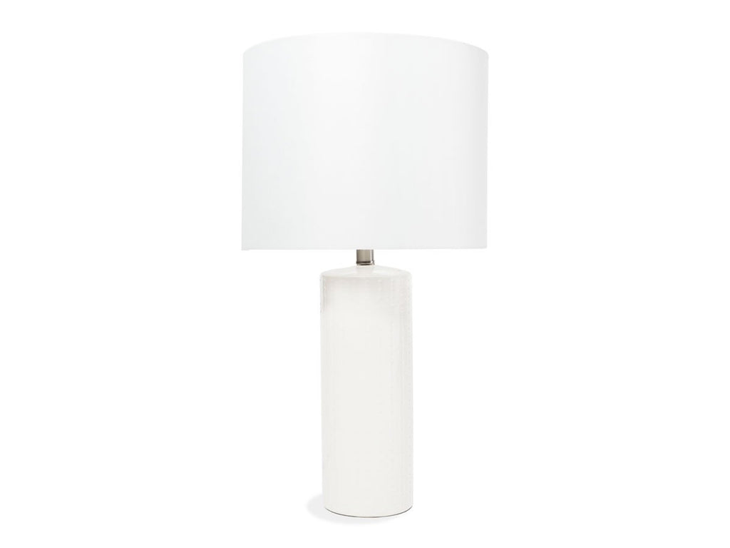 Ceramic Column Lamp - The Everset