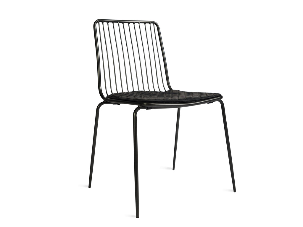 Metal Padded Chair - The Everset