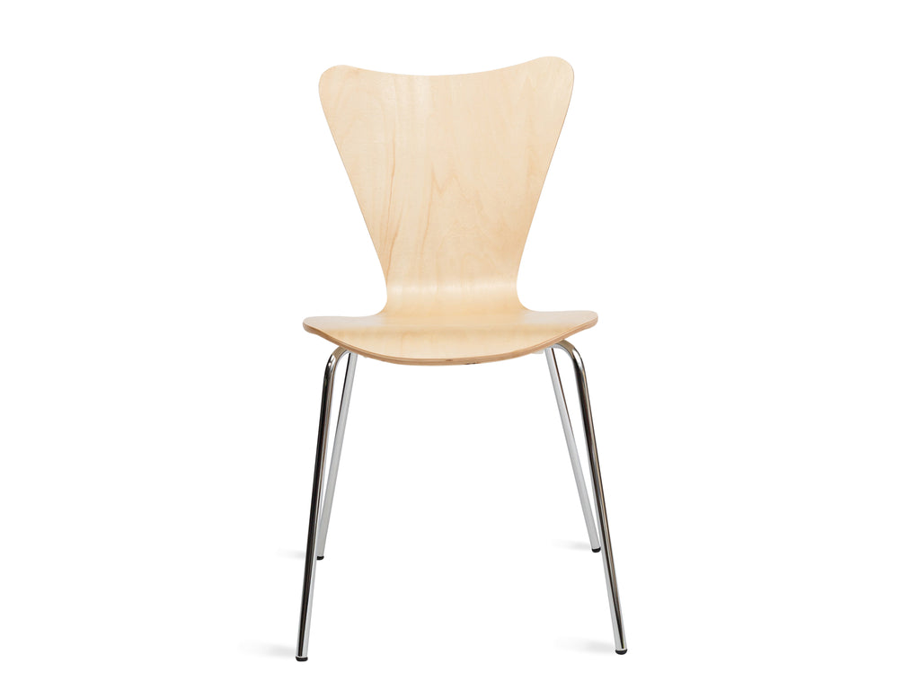 Stacking Shaped Chair