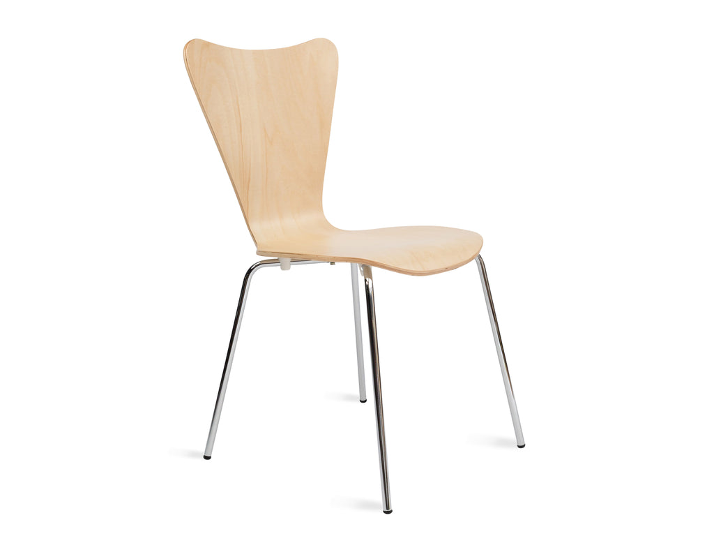 Stacking Shaped Chair - The Everset