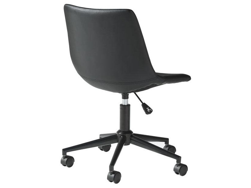 Black Swivel Desk Chair