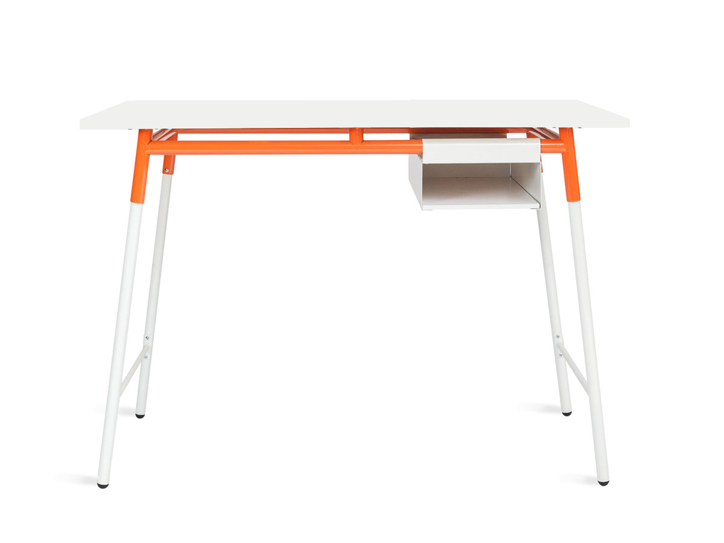 Orange Pocket Desk - The Everset