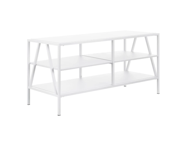 White Open Console - The Everset