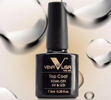 Load image into Gallery viewer, Quick Dry UV Nail Gel - Top and Base Coat - MyShopSpot