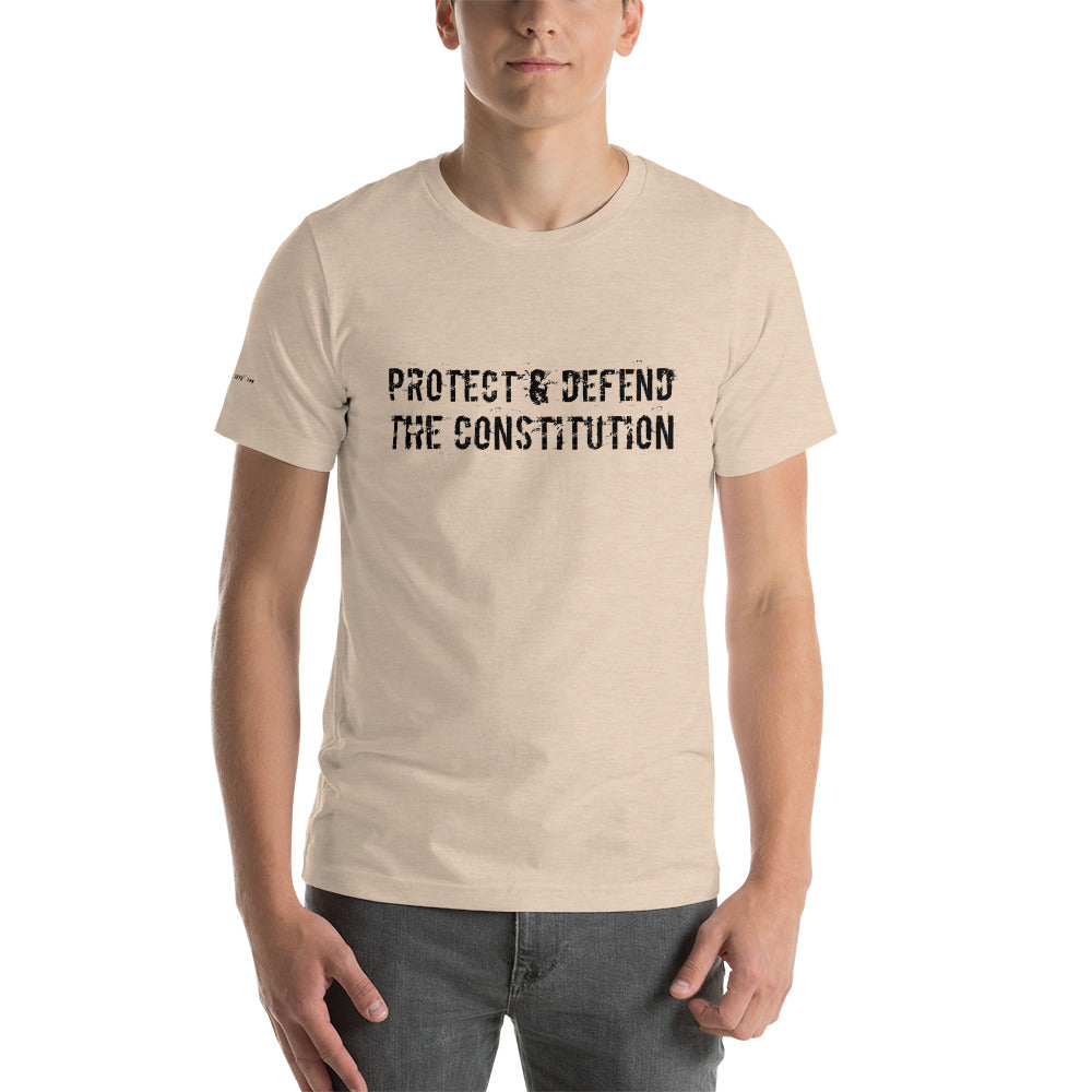 Protect and Defend Valor Vets TM Short-Sleeve T-Shirt