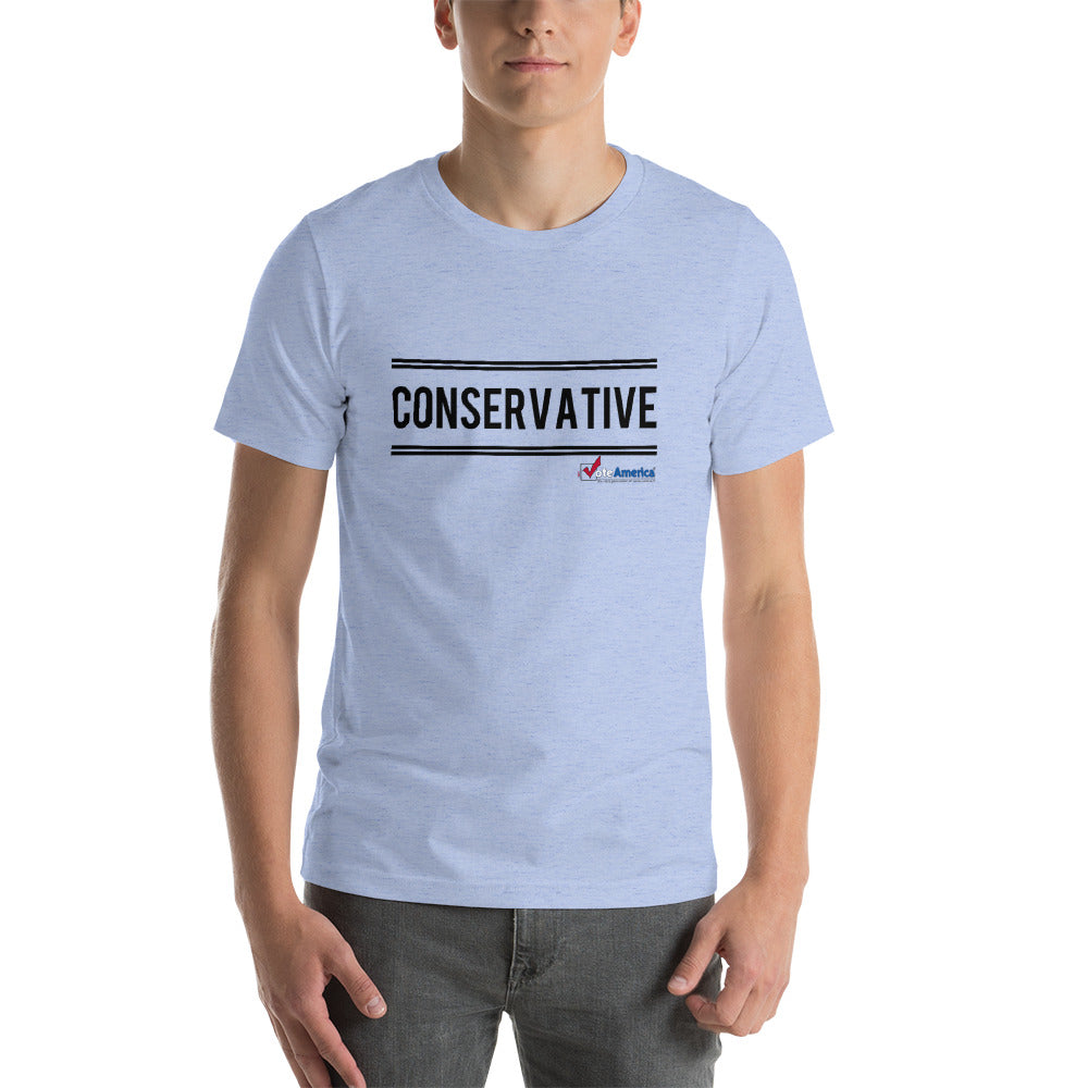 Conservative Short-Sleeve Unisex T-Shirt