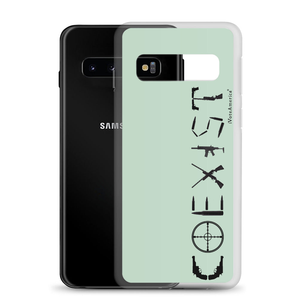 Coexist Samsung Case