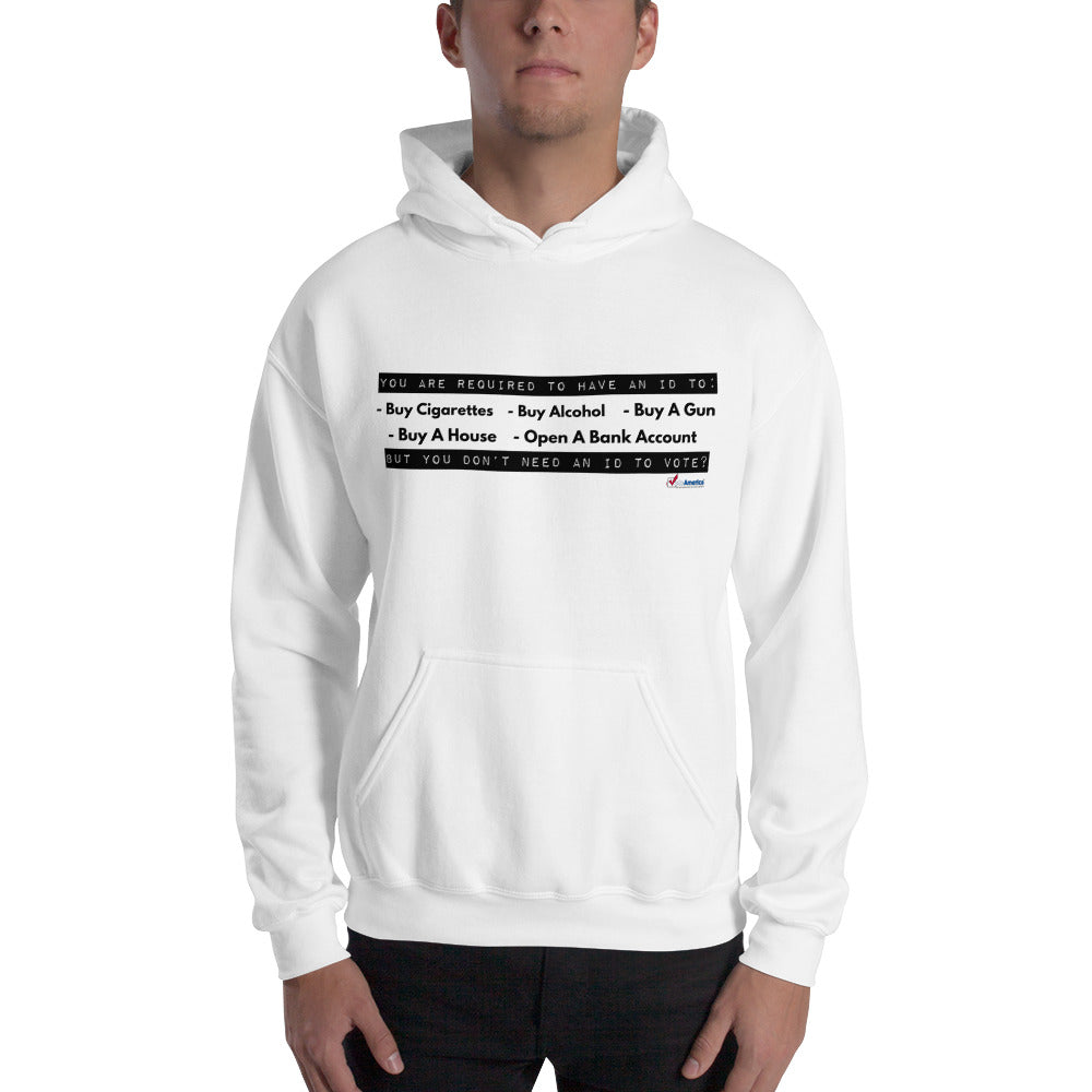 ID Hooded Sweatshirt