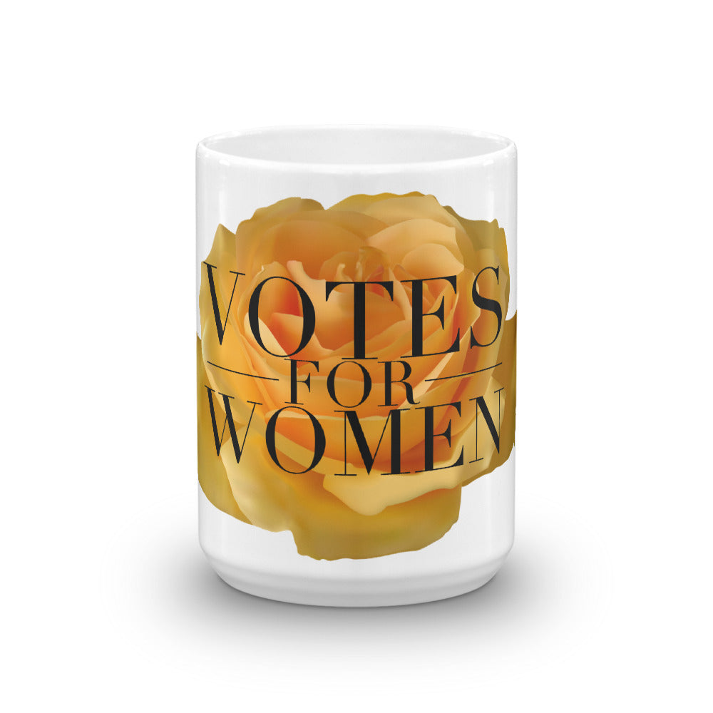 Votes For Women, 100th Anniversary Mug