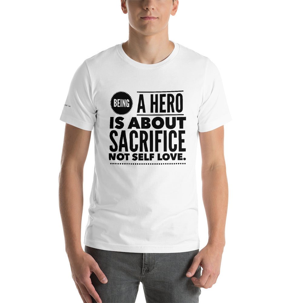 Hero Valor Vets TM Short-Sleeve T-Shirt