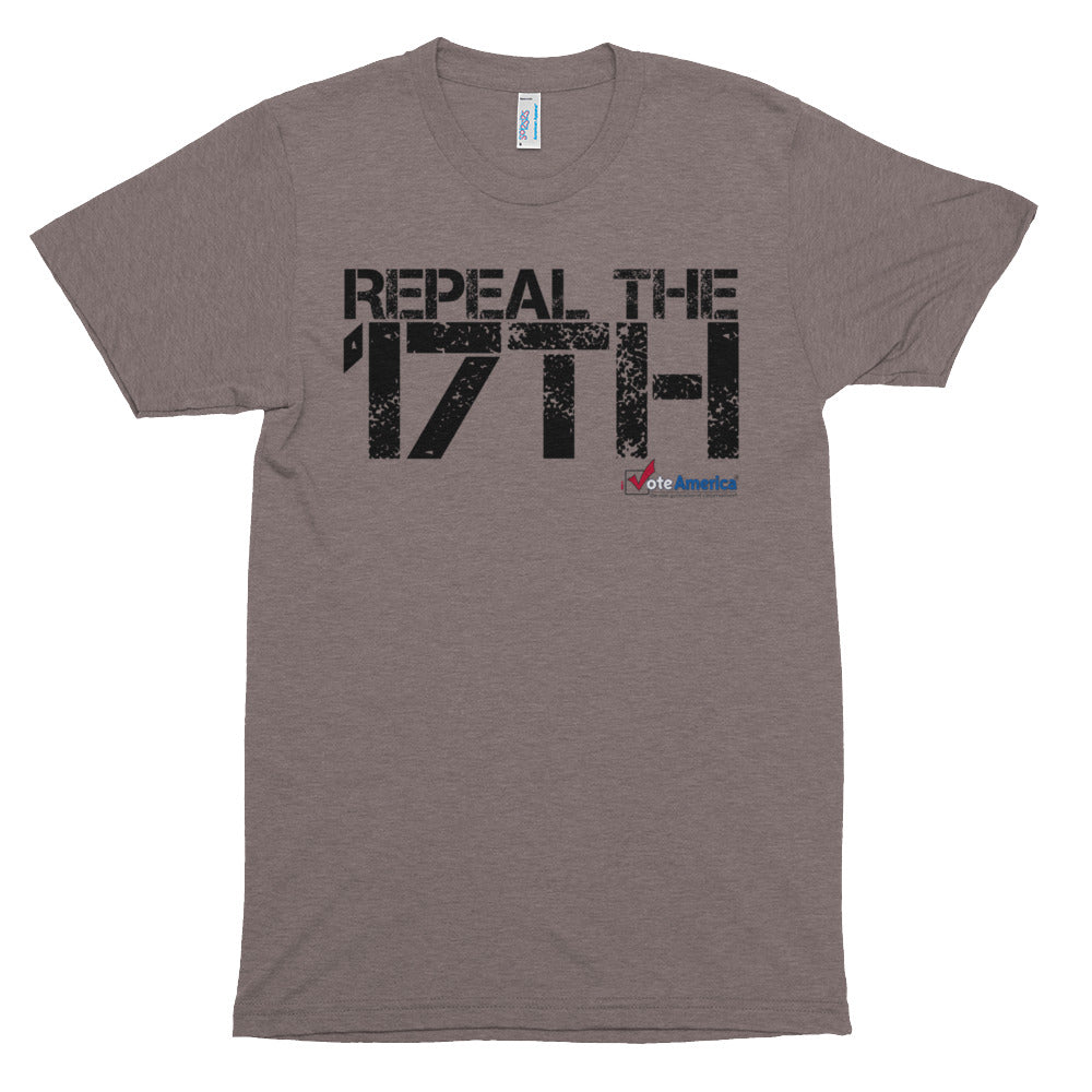 Repeal the 17th Mens Short sleeve soft t-shirt