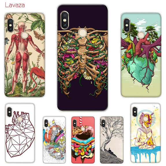 Lavaza Case Designs Human Anatomy Hard Phone Case For Pocophone F1 Cas