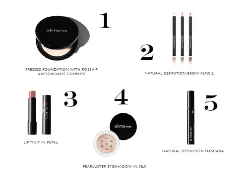 The 5-Item Face Edit for Spring