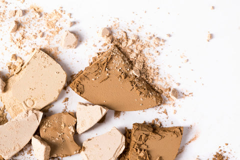How To Find Your Pressed Foundation Shade