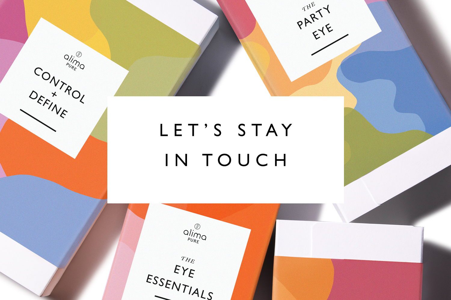 Let's Stay In Touch | Alima Pure Newsletter Sign Up