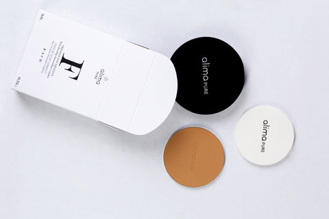 Find Your Match with Pressed Foundation