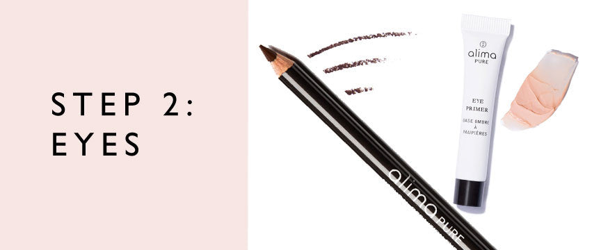 Natural Definition Eye Pencil and Eye Primer