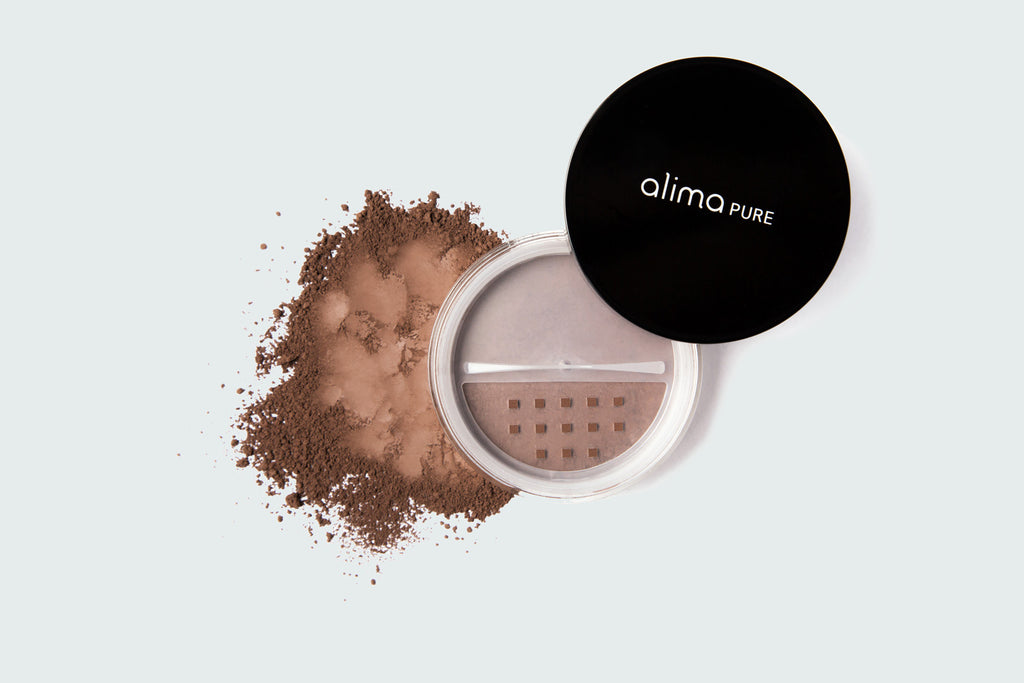 Alima Pure Satin Matte Mineral Foundation