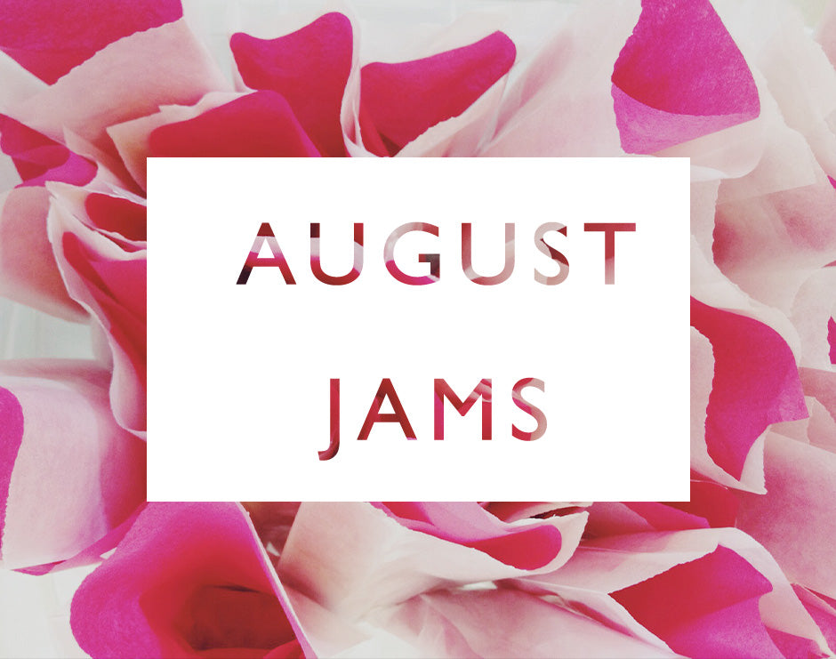 August Playlist from Alima Pure