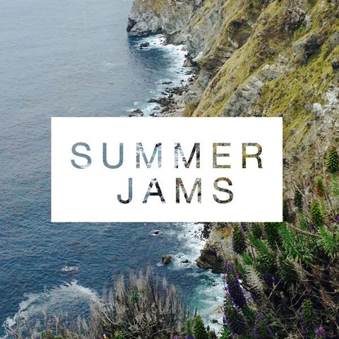 Summer Jams Playlist from Alima Pure