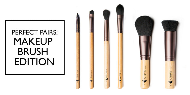 How to use a foundation brush with powder foundation