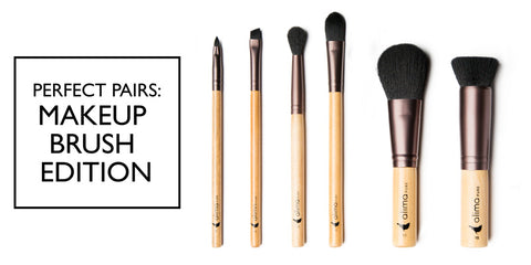 Perfect Pairings: How to choose a makeup brush