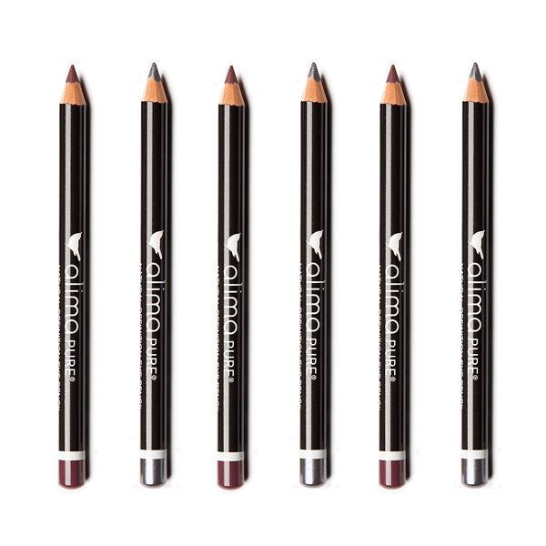 Merlot and Slate Natural Definition Eye Pencils