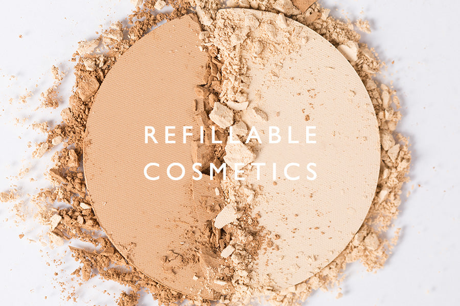 Refillable Cosmetics