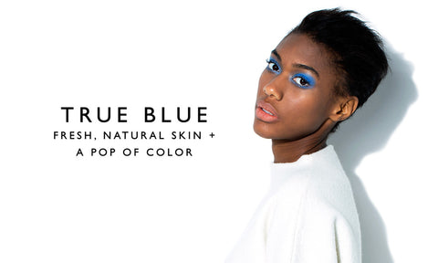 Get the Look: True Blue