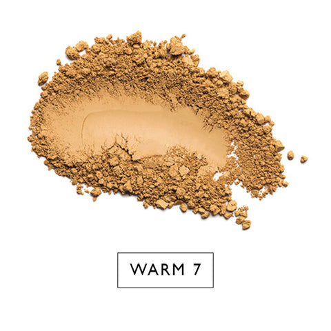 Alima Pure Satin Matte Foundation in Warm 7