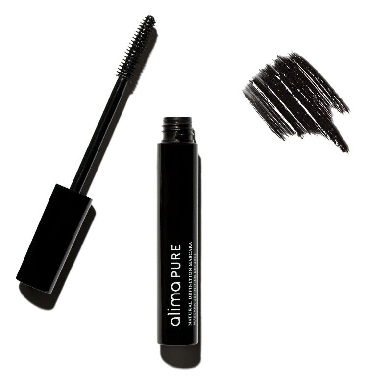 The Eye Essentials Set | Natural Definition Mascara in Black