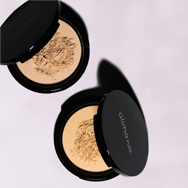 Pressed Foundation with Rosehip Antioxidant Complex all