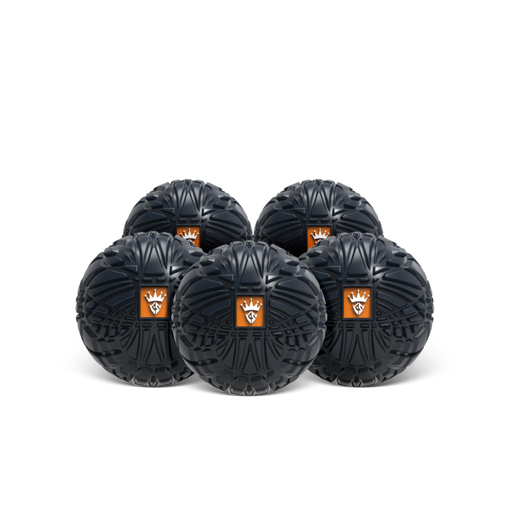 12cm Massage Ball Multi Pack