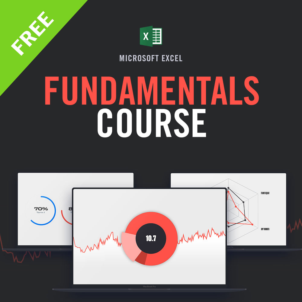 Excel Fundamentals Course (FREE)