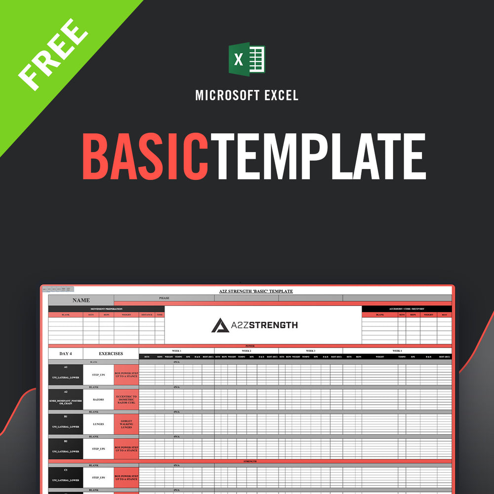 Basic Programming Template (FREE)
