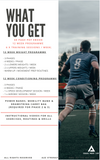 ATHLETIC DEVELOPMENT PROGRAMME